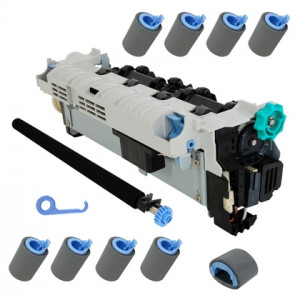 Q5998A Kit de Manutenção com Fusor HP 4345 Original LaserJet 4345 4345MFP N4345 - 225000 Pgs - 110V – Clubedoescritorio.com.br