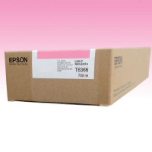 Cartucho Epson 7700M 7900 Original T6366 T636600  - 700 ML  – Vivid Light Magenta Clubedoescritorio.com.br