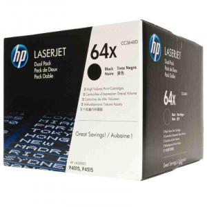 Toner HP Original P4516 Preto - CC364XD - HP 64XD - clubedoescritorio.com.br