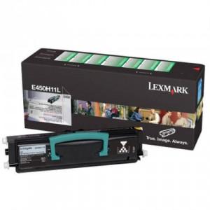 Toner Original E450DN Preto – E450H11L / E450H11B Lexmark - clubedoescritorio.com.br