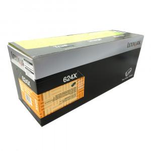Toner Lexmark 624X 62D4X00 Original Com Garantia de 1 ano – Clubedoescritorio.com.br