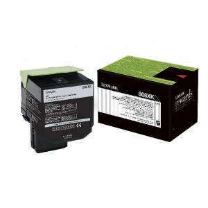 Toner Original Lexmark CX510 80C8XK0 Preto Com Garantia de 1 ano – Clubedoescritorio.com.br
