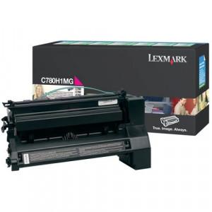 Toner Lexmark C782 C780 C780H1MG 780n Original | Em 12x – Clubedoescritorio.com.br
