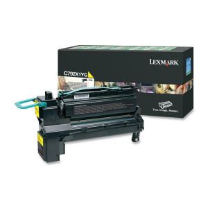 Toner Lexmark C792dhe C792X1YG Original | Promoção 12x – Clubedoescritorio.com.br