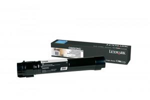 Lexmark C950  preto - Toner C950DE C950X2KG Original | Em 12X – Clubedoescritorio.com.br