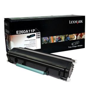 Toner Lexmark E260 E360 E260A11L E460 Original | Em 12x – Clubedoescritorio.com.br