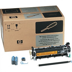 Kit de Manutenção HP Original Q2429A LaserJet 4200 4200n 4200tn 4200dtn - 200000 Pgs - clubedoescritorio.com.br