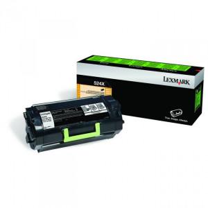 Toner Lexmark MS711 52D4X00 52DBX00 Original Com Garantia de 1 ano – Clubedoescritorio.com.br