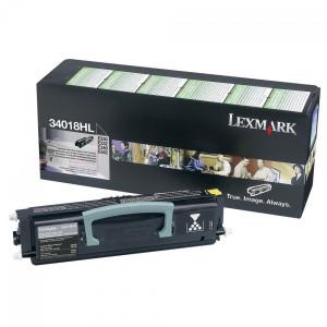 Toner Lexmark Original 34018HL E330 E340 E342  Promoção Em 12x – Clubedoescritorio.com.br