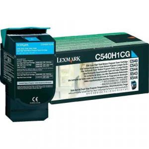 Toner Lexmark C540 C540H1CG C543 X544 Original | Em 12x – Clubedoescritorio.com.br