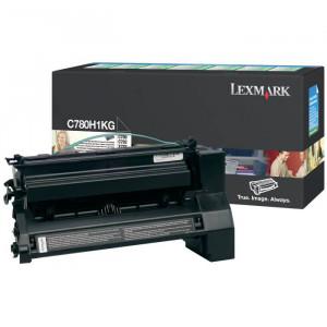 Toner Lexmark C780 C782 C780H1KG Original | Em 12x – Clubedoescritorio.com.br