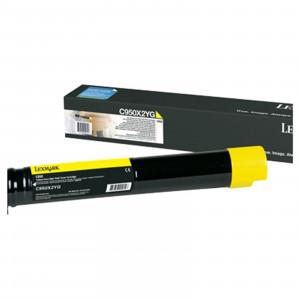 Lexmark C950 Yellow - Toner C950X2YG C950de Original | Em 12X – Clubedoescritorio.com.br