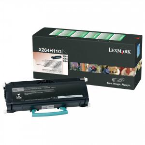 Toner Lexmark X264 X364 X264H11G Original | Em 12x – Clubedoescritorio.com.br